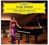 The Berlin Recital (Live)-Yuja Wang-CD