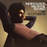 Revolution Will Not Be..-Gil Scott-Heron-LP