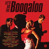 Let's Do The Boogaloo--LP