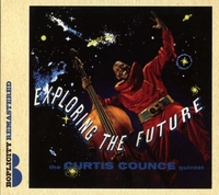 Exploring The Future-Curtis -Quintet- Counce-CD