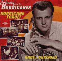 Hurricane Force!-Johnny & The Hurricanes-CD