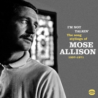I'm Not Talkin'-Mose Allison-CD