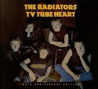 TV Tube Heart -Annivers--Radiators From Space-CD