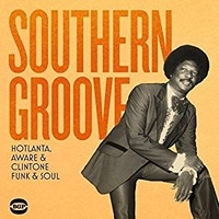 Southern Groove--CD