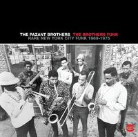 Brothers Funk -Rare Nyc..-Pazant Brothers-CD