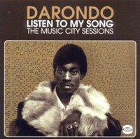 Listen To My Song-Darondo-CD