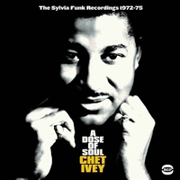 A Dose Of Soul-Chet Ivey-CD