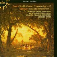 Double Clarinet Concertos-Thea King-CD