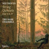 String Quintets Opp. 4 & 29-Nash Ensemble-CD