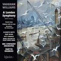A London Symphony (1920 Version)-BBC Symphony Orchestra-CD