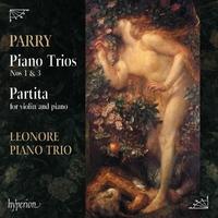Piano Trios Nos 1 & 3-Leonore Piano Trio-CD