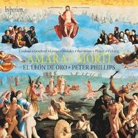 Amarae Morti-El Leon de Oro Peter Phillips-CD