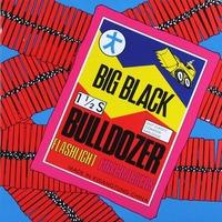 Bulldozer (Mini-Album)-Big Black-LP