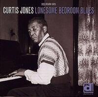 Lonesome Bedroom Blues-Curtis Jones-CD