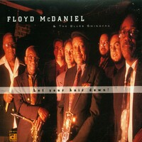 Let Your Hair Hang Down-Floyd McDaniel & The Blues Swing-CD