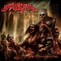 Apocalyptic Feasting-Brain Drill-CD