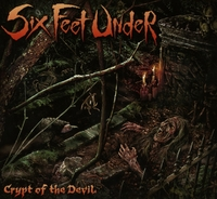 Crypt Of The Devil-Six Feet Under-CD