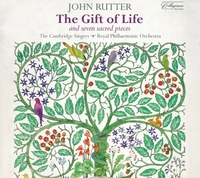 The Gift Of Life-Cambridge Singers-CD