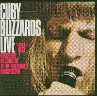 Live '68 (Dusseldorf)-Cuby And The Blizzards-CD