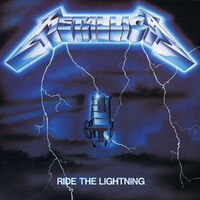 Ride The Lightning-Metallica-CD