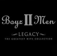Legacy (Great.Hits Coll.)-Boyz II Men-CD