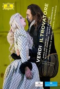 Domingo,Placido/Netrebko,Anna - Il Trovatore-Blu-Ray