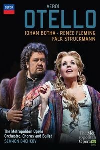 Botha,Johan/Fleming,Renee/Struckman - Otello-DVD