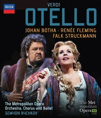 Botha,Johan/Fleming,Renee/Struckman - Otello-Blu-Ray