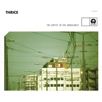 The Artist In The Ambulanc-Thrice-CD