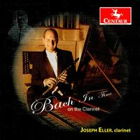 Bach In Time On The Clarinet-Curry, Eller, Jesselson, Johnson, Milhorn Starrd-CD