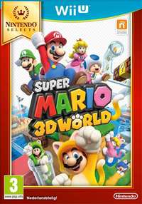 Super Mario 3D World (Selects)-Nintendo Wii U