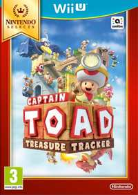 Captain Toad (Selects)-Nintendo Wii U