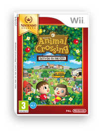 Animal Crossing - Let's Go The City-Nintendo Wii