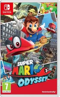 Super Mario – Odyssey-Nintendo Switch