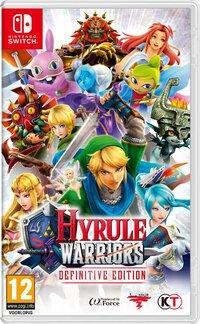Hyrule Warriors (Definitive Edition)-Nintendo Switch