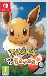 Pokemon - Let's Go! Eevee!-Nintendo Switch