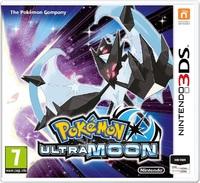 Pokemon - Ultra Moon-Nintendo 3DS