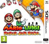 Mario & Luigi - Paper Jam Bros-Nintendo 3DS
