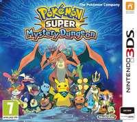 Pokemon - Mystery Dungeon-Nintendo 3DS