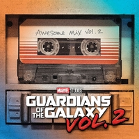 Guardians Of The Galaxy - Awesome Mix. Vol. 2-Original Soundtrack-CD