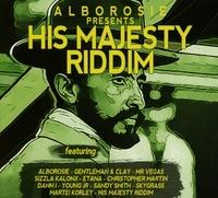 His Majesty Riddim-Alborosie Presents-CD