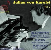 Legendary Treasures - Julian Von Karolyi Vol. 2-Julian Von Karolyi-CD