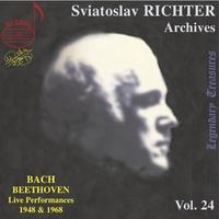 Sviatoslav Richter | Legendary Treasures - Vol. 24-Sviatoslav Richter-CD