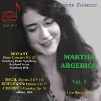 Legendary Treasures - Martha Argerich Vol. 5-Martha Argerich-CD