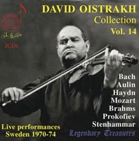 David Oistrakh Collection | Legendary Treasures Vo-David Oistrakh-CD