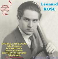Leonard Rose | Legendary Treasures-Leonard Rose-CD
