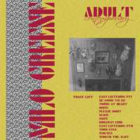 Adult Contemporary-Milo Greene-LP