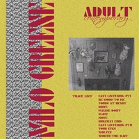 Adult Contemporary-Milo Greene-CD
