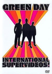 Green Day-International Supervideos-DVD