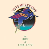 The Best Of Steve Miller Band 1968--Steve Miller Band-CD